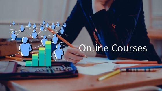 分享、如何透過寫文章建立被動收入?5個部落格賺錢的方法.行銷相關線上課程