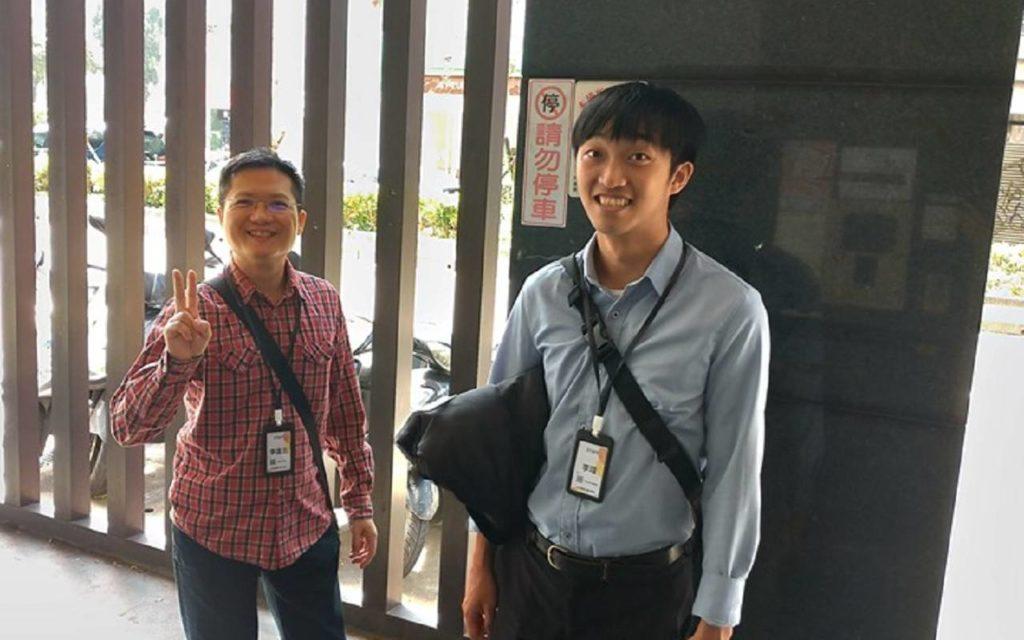 2019 聯盟行銷大師班.第一屆實體聚會(台北場)外場接待工作人員