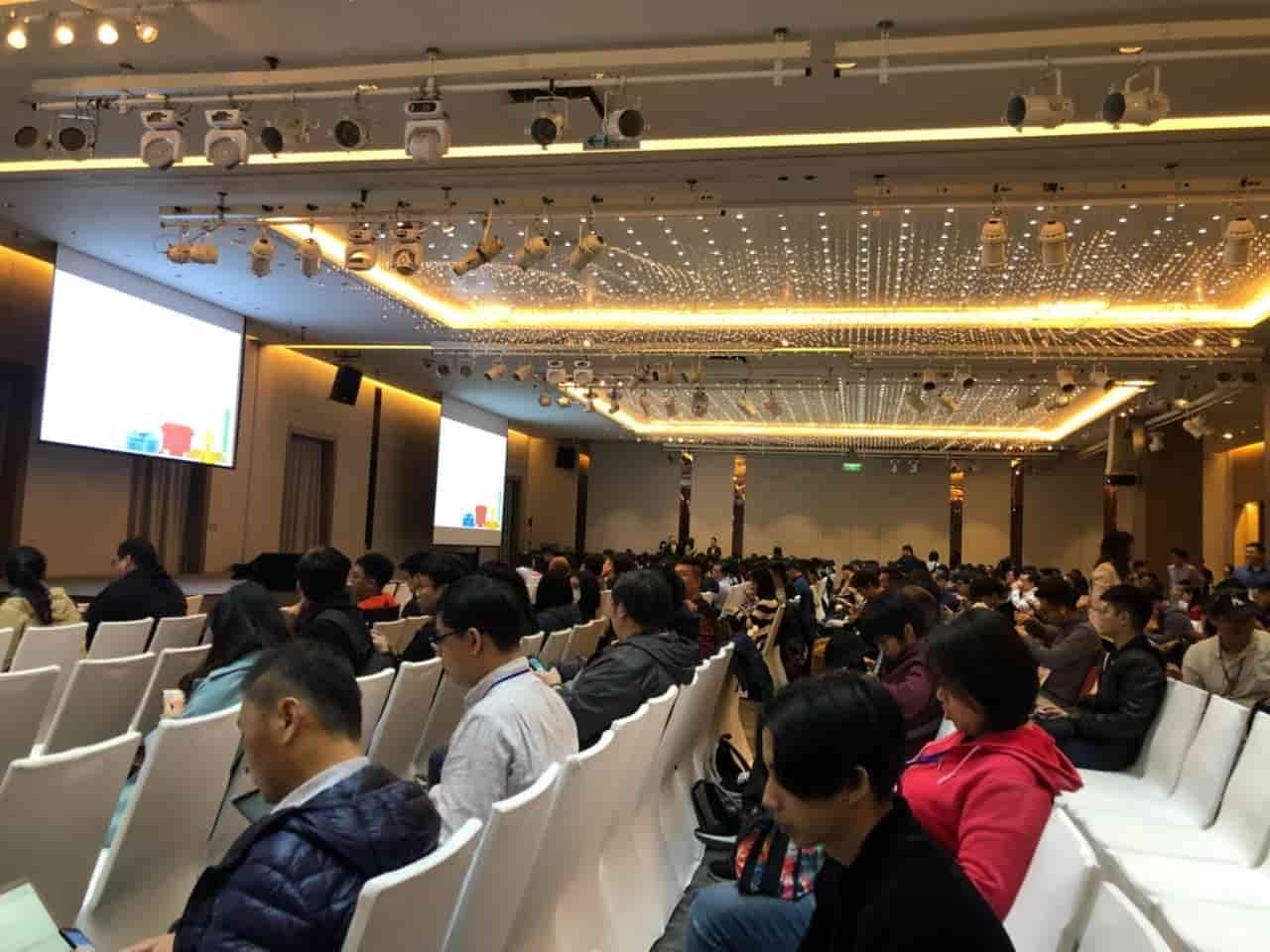 2019 Google Taiwan 台灣合作夥伴高峰會 現場