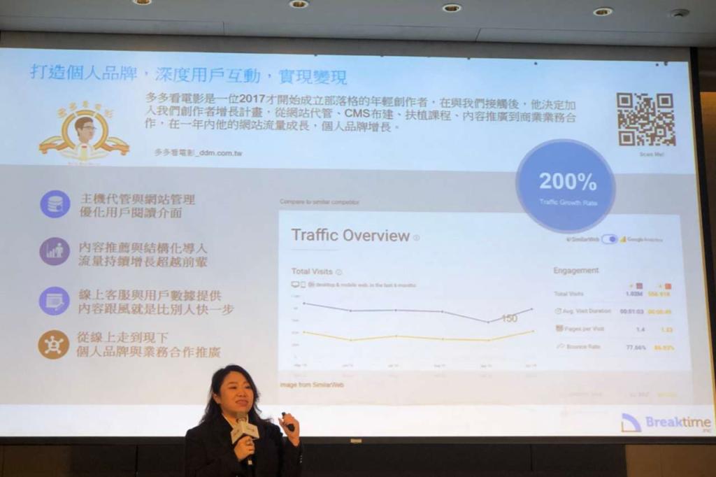 2019 Google Taiwan 台灣合作夥伴高峰會-流量自動化變現簡報 富盈數據 字媒體