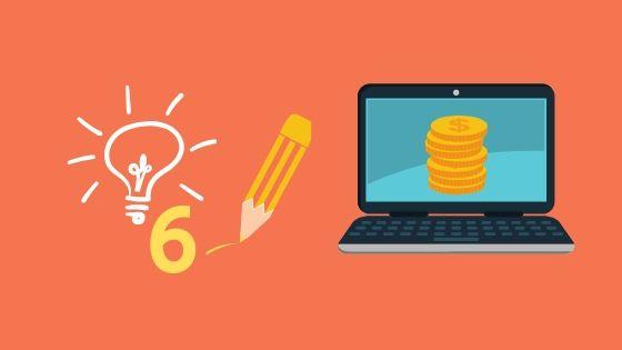 分享、如何透過寫文章建立被動收入?5個部落格賺錢的方法.被動收入的定義