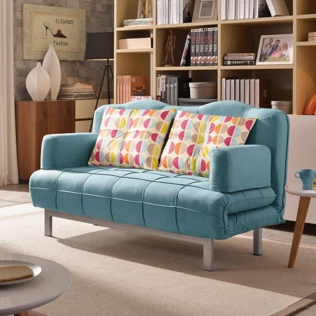 小坪數沙發推薦:派翠克沙發床